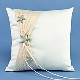 Hortense B Hewitt Destination Romance Collection Ring Bearer Pillow