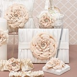 Hortense B Hewitt Love Blooms Collection Wedding Accessories Set