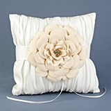 Hortense B Hewitt Love Blooms Collection Ring Bearer Pillow