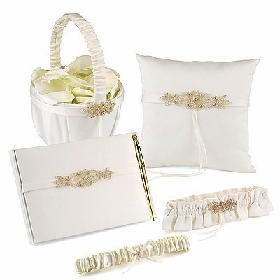 Hbh Wedding Clically Chic Collection Accessories Set