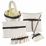 HBH Wedding 'Simply Knitted' Collection Wedding Accessories Set