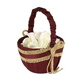 HBH Wedding 'Country Love' Collection Flower Girl Basket