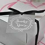 Hortense B Hewitt Charming Vintage-Inspired Favor Tags (Package of 25)