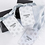 Hortense B Hewitt Pearl Dotted Favor Cards (Package of 25)
