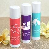 Ducky Days Personalized Lip Balm in White Tube (Silhouette Designs)