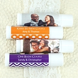 Ducky Days Picture Perfect Photo Personalized Lip Balm in White Tube