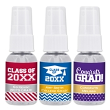 Ducky Days Personalized 1oz Hand Sanitizer Spray (Graduation Designs)