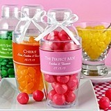 Personalized Cocktail Shaker Favors (18 Colors)
