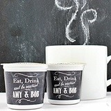 Personalized K-Cup Coffee Favors (21 Colors) (56 Designs)