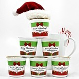 Personalized K-Cup Holiday Coffee Favors (24 Designs)