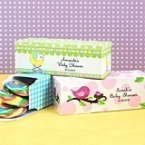 Personalized Rectangular Baby Shower Favor Boxes