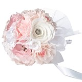 Lillian Rose Blush Pink Floral Bouquet