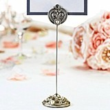Lillian Rose Regal Elegance Jeweled Table Marker Holders (Set of 4)