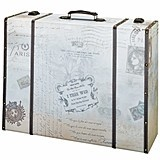 """Lillian Rose """"I Thee Wed"""" Design Suitcase Card Box"""