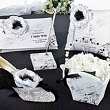 """I Thee Wed"" Design Wedding Accessories Collection"