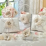 Lillian Rose Chic and Shabby Collection Wedding Accessories Set