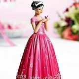 Quinceañera Figurine/Cake Top by Lillian Rose