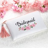 Floral Design Bridal Party Survival Bag (Bride, Bridesmaid or MOH)