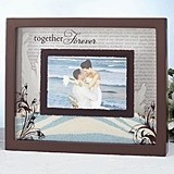"Lillian Rose ""Together Forever"" Unity Sand Frame"