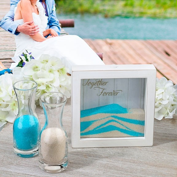 Lillian Rose 'Together Forever' Small Unity Sand Ceremony Frame