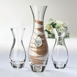 Lillian Rose Personalized Together Forever Unity Vase Sand Set