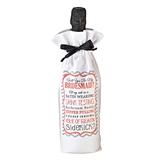Lillian Rose Will You Be My Bridesmaid/Maid of Honor Sidekick Wine Bag