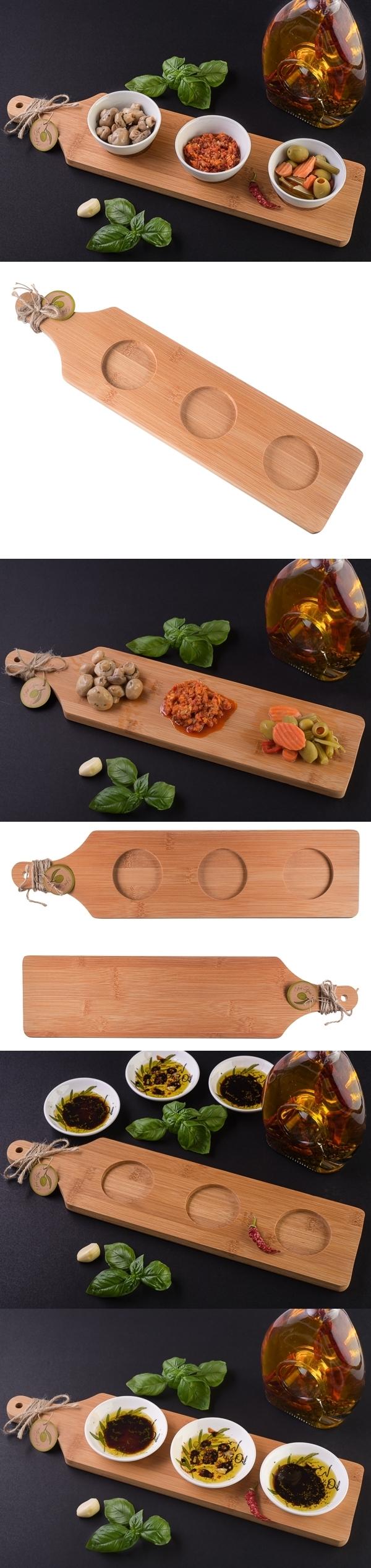"""Artisano Designs """"Saporito"""" Serving Paddle/Appetizer Board"""