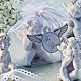 Artisano Designs Little Angel Cherub Figurine Favors (Set of 4)