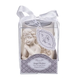 Artisano Designs 'Angel Wishes' Cherub Tea Light Candle Holder Favor