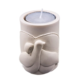 Artisano Designs 'Love and Peace' Love Doves Tea Light Candle Holder