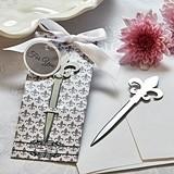 Artisano Designs Elegant Fleur de Lis Letter Opener