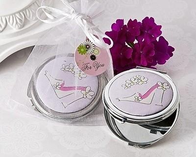 Artisano Designs Sassy Stiletto High Heel Compact Mirror