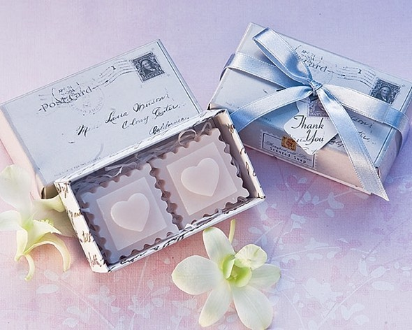 Artisano Designs Stamped with Love Scented Soaps