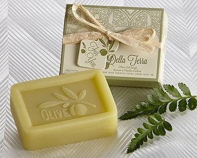 """Artisano Designs """"Della Terra"""" Olive Oil Soap"""