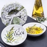 Artisano Designs EV Olive Oil Dipping Dishes (Set of 2)