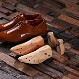 Personalized Wooden 2-Way Shoe Stretchers (Set of 2)