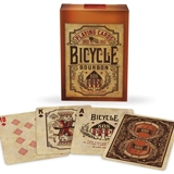 Bicycle Brand 808 Proof Bourbon-Themed Playing Cards