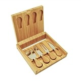 Formaggio: Bamboo Cheese Board & Tool Set by True
