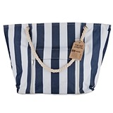 Seaside: Nantucket Picnic Tote with Place Settings & Glasses by Twine