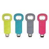 Dimple™: Easy-Grip Silicone Bottle Opener by True (Assorted Colors)