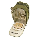 Expedition™ 4-Person-Picnic Backpack with Removable Wine Bottle Cooler