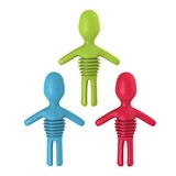 Bruce™: Silicone Rubber Wine Stopper by True (Assorted Colors)