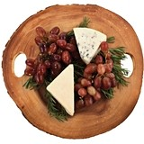 Rustic Farmhouse Collection Acacia Wood Cheese Board by Twine
