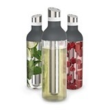 CHILL™ Infusion Glass Carafe with Filter and Chill Rod by HOST®