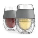 FREEZE Collection Wine Cooling Cups by HOST (Set of 2)