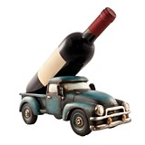 Retro-Inspired Pickup Truck Bottle Holder by Foster & Rye