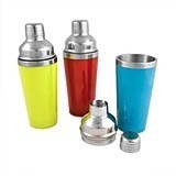 Tempo™: 16 oz Cocktail Shaker in Assorted Colors by True