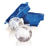 Neptune Ice Ball Tray by True