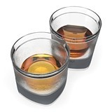 FREEZE Collection Whiskey Cooling Cups by HOST (Set of 2)