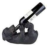 Lucky Lab Wine Bottle Holder by True